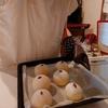 【レッスンレポ】杏仁クリームパンを作りました!