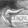 エドガー・アラン・ポー「レノア(Lenore)」