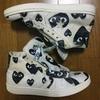 渋谷パルコにスニーカーのクリーニングを出してきました【Licue & Sneakers】