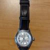 時計ベルトを新調しました。バンビのBCM0041W1。