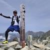 西穂高岳へラーメンを食べに行く!