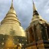 チェディールアンとワット・プラシンとチェンマイナイトバザールとターペ門-タイの旅(2019年6月)パート6