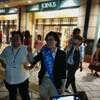 横浜駅西口相鉄口に行って、日本共産党あさか由香の応援した!