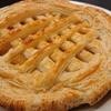 子供とアップルパイを作ってみた!