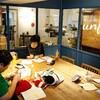 レッスンレポート)10/12本川町教室 編みたいものがいっぱいで困っています