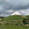 No.131【福島県】自分の家の庭に富士山を造ったおじいさんがいる!登らせてもらおう!!