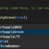 WioLTEをVSCode(PlatformIO)で開発する