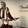 """【ライブ】Fender presents """"Meet the Legend"""" 無形文化財的なベテラン天才ギタリストCharが背中を見せ 後輩たちを盛り立てる姿にウルウル"""