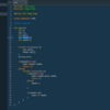 Sublime Text 3のテーマ・カラースキームを変えた