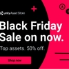 【Unity's Black Friday Week Sale】アセットストア今年最後の大セールがスタートしました!57種類、全品50%OFF / 今年の目玉は「バンドル販売」まとめ買いが55%OFFでお得!(単品でも「Dynamic Bone」「Final IK」が55%OFFになる裏技がヤバい)