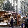 ハンガリー冬(1):ブダペストのクリスマスマーケット