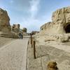 新疆一人旅(8) トルファン地元人気料理と世界遺産「交河故城」