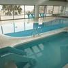リゾナーレ熱海のプール~雨でも快適。滑り台でおおはしゃぎ!~