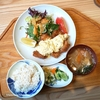 【キッチンよい一日】「地鶏チキン南蛮定食」と「大海老フライ定食」を食べた感想。