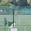 MUFGテニストーナメント2019 2日目