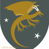 竜の紋章。オーソドックスに。