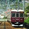 阪急乗車記①鉄道風景164...20190929
