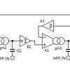 OTA/VCA/PGA を使用した 2 次特性 VCF (3)