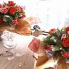【生花体験レッスン】クリスマス花材・ギフトにもピッタリな体験レッスン