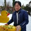 2/3(土)今季最後のリンゴ風呂です