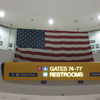 ロサンゼルス国際空港で国内線へ乗り継ぎ-ラスベガス&ロサンゼルス夏旅4-