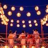 盆踊り大会を見て今年も夏が過ぎ去っていくのに寂しさを感じました。