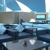 ドバイ国際空港のエミレーツ航空ファーストクラスラウンジを利用