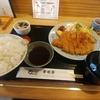 大垣【幸味亭】かつランチ ¥820+ライス大 ¥80