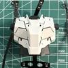 <MGEX RX-0 ユニコーンガンダム Ver.Ka>を作る(3)
