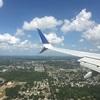 【搭乗記】成田→ヒューストン経由でオーランドへ(WDW新婚旅行その3)