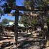 【神社仏閣】村野神社(むらのじんしゃ)in 枚方(実家の近くの神社)