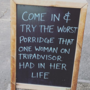 「人生史上最悪のまずい料理を試してみて!」最低評価の口コミを逆手に取ったお店の対応が大反響に!!