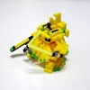 【アイロンビーズ3D】アニメ「機動戦士Ζガンダム」より、PMX-003ジ・O