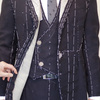 和光市O.Sさん『COLLEZIONI BIELLESI』迷彩柄、お祝い用礼服|仮縫い