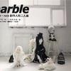 周amane・ruco創作人形二人展 『marble』
