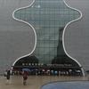 (台湾・台中)お勧め観光スポット 台中国家歌劇院 (台中メトロポリタンオペラハウス) 見学レポート