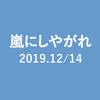 2019.12/14放送 嵐にしやがれ 2019年流行グルメデスマッチ