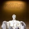 【格言】エイブラハム・リンカーン