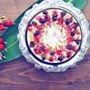 お誕生日オーダーケーキ