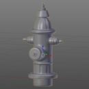 Blender 250日目。「消火栓のモデリング」その4。