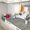 キッチン公開。お気に入りに囲まれた使いやすいキッチン