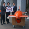 世界初・深海探査レース、チーム「KUROSIO」決勝へ♪♪♪