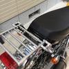 【ホムセン箱を積むなら!】SR400にボアエースのジュラルミンキャリアを投入してみた話