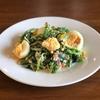 菜の花と卵のサラダ