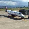 ■SFC解脱後初搭乗記⑤!United特典航空券で飛ぶラウンジめぐりの旅。小松発! (福岡⇒小松編)