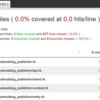 SimpleCov+RSpecをRails以外のプロジェクトで動かす