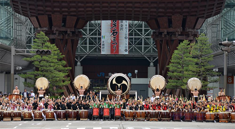 【5/23更新!】2018年6月開催!金沢から行けるイベントを「週末、金沢。」が紹介