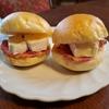 7月14日/手作りサンドイッチ