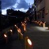 第12回・宵の竹灯籠まつり[村上市]2013(10/13)