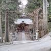 三峰神社参拝